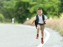 Kind naar basisschool